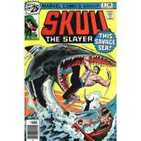 Skull: The Slayer #6 in Very Fine condition. Marvel comics [*dr]