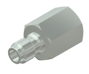 """Hill Pumps 1/8"""" BSP Male Quick Release Coupling For Hill PCP Air Pump - 06R20137"""