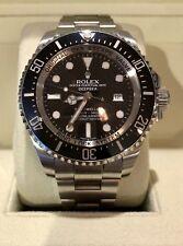 Rolex Sea Dweller DeepSea 116660 Stainless Steel 44mm Ceramic Bezel
