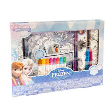 Frozen Activity Art Kit For Kids Posters Markers Tattoos Colors Party Favors