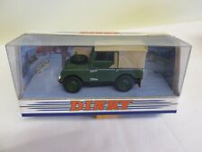 Dinky Toys  DY-9 Land Rover  1949 Green