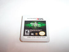 Green Lantern: Rise of the Manhunters (Nintendo 3DS) XL 2DS Game