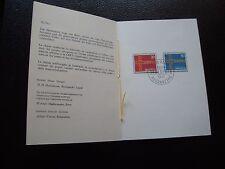 SUISSE - document 1er jour 3/5/1971 (cy97) switzerland