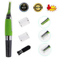 Pro Beard Trimmer Shaver Clipper for Men's Nose Face Neck Eyebrow Hair Mustache