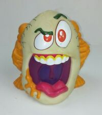 """Mad Balls Rotten Egg Toy Collectible 6-1/2"""" Tall Missing Battery Door Untested"""