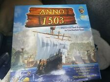 Anno 1503 Board Game Mayfair Games Discovery Expansion Uncharted Seas