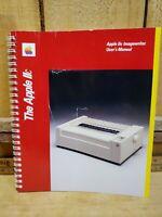 Vintage Apple IIc Imagewriter User's Manual 030-0951A 1984 Apple Computer, Inc.