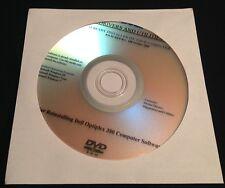 DELL Optiplex 380 Drivers CD DVD Disc