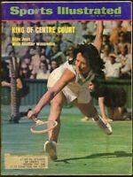 SI: Sports Illustrated July 16, 1973 Centre Court Billie Jean Wins Wimbledon G