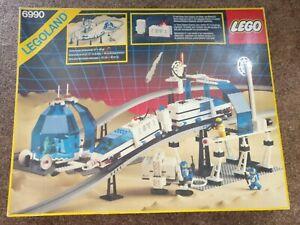 LEGO Space Classic Monorail Galax Star Express Bahn (6990) m. Originalverpackung