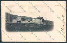 Prato Montepiano PIEGA cartolina ZB4676