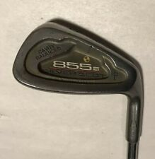 Tommy Armour 855s Silver Scot Pitching Wedge Right Hand Stiff Steel New Grip!