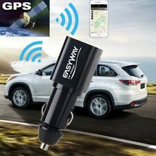 Mini Portátil Car Charger GPS Tracker Locator GSM GPRS Real Time Tracking Device