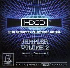 SAMPLER, VOL. 2 [REFERENCE] NEW CD