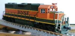Atlas N' EMD GP38 BNSF #unnumbered (EXCELLENT condition from OLD inventory)