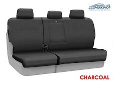 Coverking Cordura Ballistic Custom Fit Rear Seat Covers for Ford Escape
