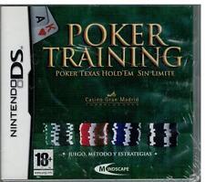 Poker Training (Nintendo DS Nuevo)