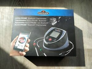 Napoleon accu-probe Bluetooth cooking BBQ thermometer - Brand New Free Shipping