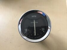 Smiths Amp Meter Working Order ,marl On Bezel See Picture