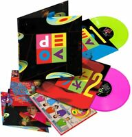 DEVO - SMOOTH NOODLE MAPS - DELUXE LIMITED EDITION COLORED VINYL 2x LP FUTURISMO