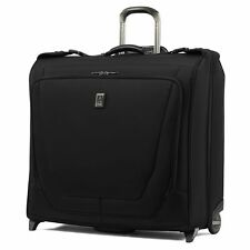"Travelpro Luggage Crew 11 50"" Rolling Garment Bag Suitcase Black"