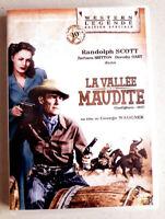 La vallée maudite - Randolph SCOTT / George WAGGNER - dvd Très bon état