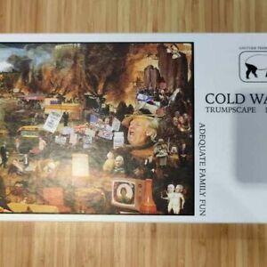 Cold War Steve: Trumpscade (1000 piece jigsaw)