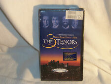 AVISION  THE 3 TENORS IN CONCERT 1994   VHS TAPE In Shrink Wrap  c. 1994