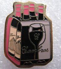 Pin's Pack de 6 bouteille de vins CEAM BRAS #1463