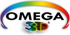 Omega Depth Defining, Experimenter Kit, 3D system, Starter with 7 pair, Complete