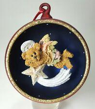 Boyds Bear Collection 25952Gcc McKenzine Shooting Star 1995 Ornament & Box