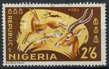 Nigeria 1965-6 SG#182, 2s6d Kobs Definitive Used #D19239