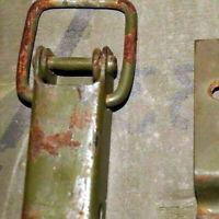 15 pcs Frog Decor Accessories Vintage Box Mounts USSR