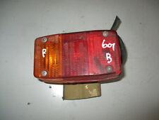Fanale Posteriore Stop Faro Luce Fanali Fari Piaggio Ape P501 1978 1993 Tailight