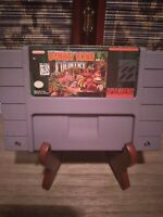 Donkey Kong Country Super Nintendo SNES Game Untested