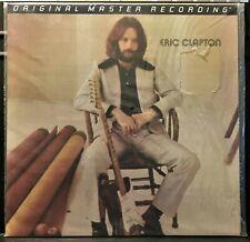 Eric Clapton S/T SEALED USA 1995 MFSL Mo-Fi 200 Gram Half Speed 2LP LMT. ED #601