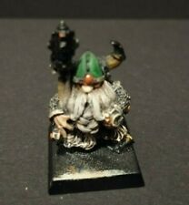 GW Warhammer Dwarf Warriors Longbeard / Zwerg Krieger Langbart - Games Workshop