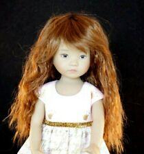"""BJD/'s /& Others /""""Roxie/"""" Wig Size 5-6 7-8 Little Darling Boneka 6-7 8-9"""