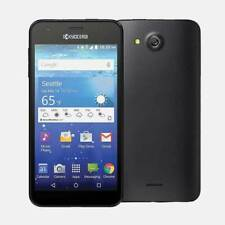 """Kyocera Hydro WAVE C6740 - WiFi + 4G LTE (Metro-PCS and T-Mobile) - 8"""" - Black"""