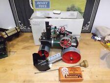 Mamod  sr1a sr1 Vintage steam roller excellent