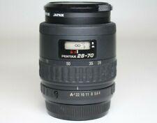PENTAX SMC FA AL 28-70mm f/4 Lens Made In Japan