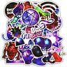 Galaxy Stickerbomb Stickers 10 25 Mixed Laptop Skateboard Celestial Horoscope