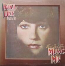 THE KIKI DEE BAND - I' VE GOT THE MUSIC IN ME - LP (ORIGINAL INNERSLEEVE)