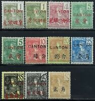 "Vietnam>1906>Used,Unused>Indochinese Post ""CAN-TON"" OVP."