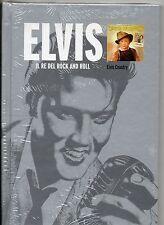ELVIS PRESLEY BOOK + CD 12 TRACKS Elvis Country ABBIN Sorrisi MADE in ITALY 2010