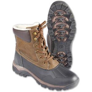 Schneeboots Stiefel Schuhe Warmfutter Winterstiefel Canadian Boots Schneestiefel