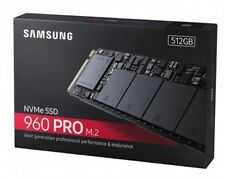 512GB Samsung 960 PRO M.2 (2280) SSD PCIe/NVMe MZ-V6P512BW
