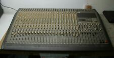 Tascam M2524 24 Channel/8 Bus Analog Multitrack Mixing-Recording Console - READ