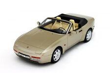 GT SPIRIT 002 CS-Porsche 944 s2 Cabriolet beige 1:18 - Limited 1/1000