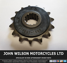 Front Sprocket JTF297 15t fits Honda CB500 Cup 99 JT